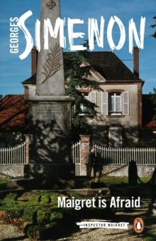 Image for Maigret is afraid