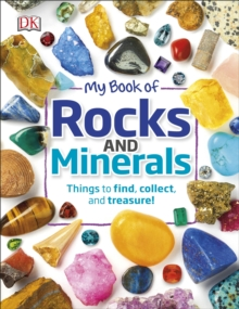 Image for My book of rocks and minerals