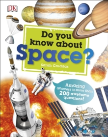Do you know about space? - Cruddas, Sarah
