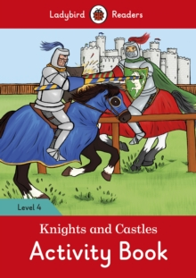 Image for Knights and Castles Activity Book - Ladybird Readers Level 4