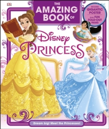 Image for The amazing book of Disney princess