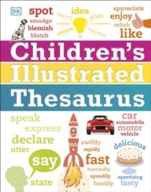 Image for Children's illustrated thesaurus