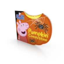 Pumpkin competition - Peppa Pig
