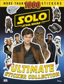 Image for Solo A Star Wars Story Ultimate Sticker Collection