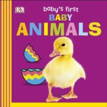 Baby's first baby animals - DK