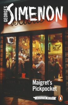 Image for Maigret's pickpocket