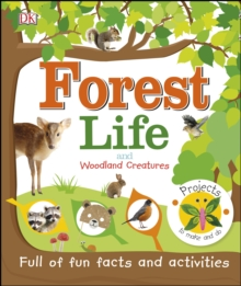 Image for Forest Life and Woodland Creatures.