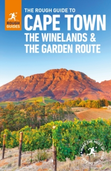 Image for The rough guide to Cape Town, the Winelands & the Garden Route