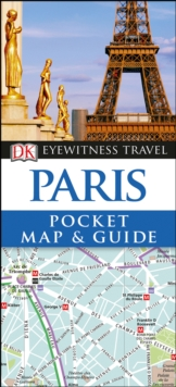 Image for Paris pocket map and guide