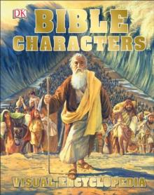 Image for Bible characters visual encyclopedia
