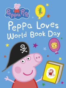 Image for Peppa loves world book day! World book day 2017.