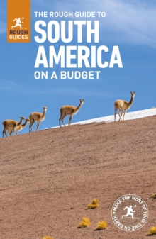 Image for The rough guide to South America on a budget