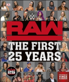 Image for WWE RAW  : the first 25 years
