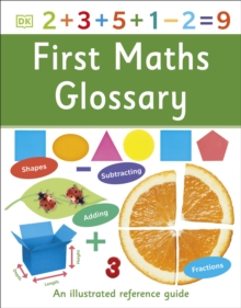 Image for First maths glossary