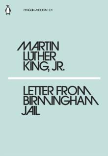 Image for Letter from Birmingham jail