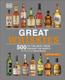 Image for Great whiskies  : 500 of the best from around the world