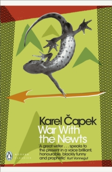 Image for War with the newts
