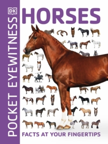 Image for Horses  : facts at your fingertips