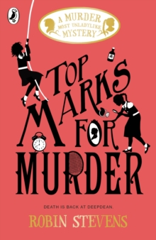 Top marks for murder - Stevens, Robin