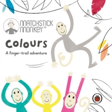 Image for Colours  : a finger-trail adventure