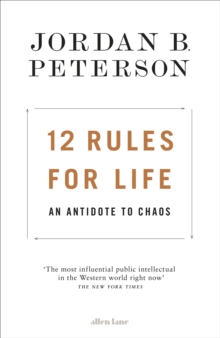 Image for 12 rules for life  : an antidote for chaos