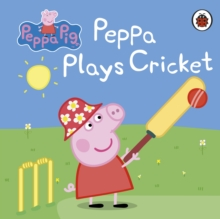 Image for Peppa plays cricket