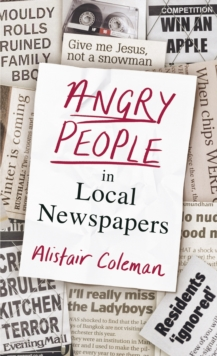 Image for Angry people in local newspapers