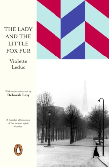 Image for The lady and the little fox fur