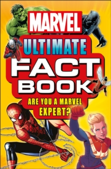 Image for Marvel Ultimate Fact Book : Become a Marvel Expert!