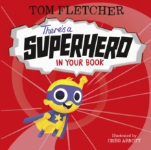 Image for There's a superhero in your book