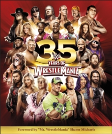 Image for WWE 35 years of WrestleMania