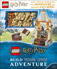 Image for LEGO Harry Potter Build Your Own Adventure : With LEGO Harry Potter Minifigure and Exclusive Model