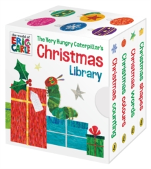 Image for The very hungry caterpillar's Christmas library