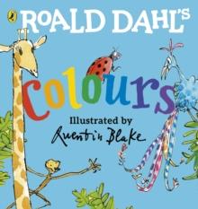 Image for Roald Dahl's colours
