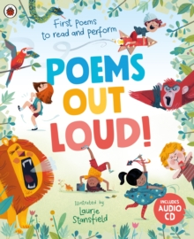 Poems out loud!  : first poems to read and perform - Ladybird
