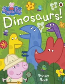Image for Peppa Pig: Dinosaurs! Sticker Book