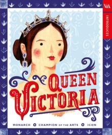 Queen Victoria  : monarch, champion of the arts, icon. - Archer, Mandy