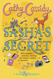 Sasha's secret - Cassidy, Cathy