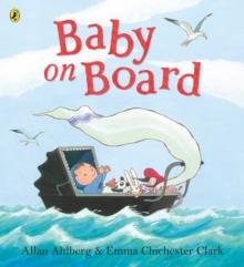 Baby on board - Ahlberg, Allan