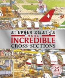 Image for Stephen Biesty's more incredible cross-sections