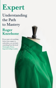 Image for Expert  : understanding the path to mastery