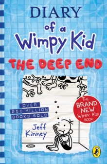 Image for Diary of a Wimpy Kid: The Deep End (Book 15)
