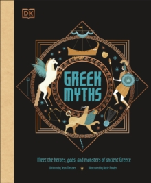 Image for Greek myths