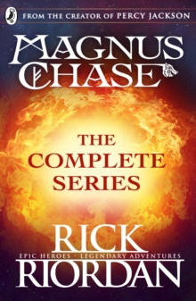 Image for Magnus Chase: the complete series