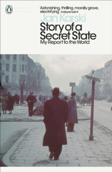 Image for Story of a secret state  : my report to the world