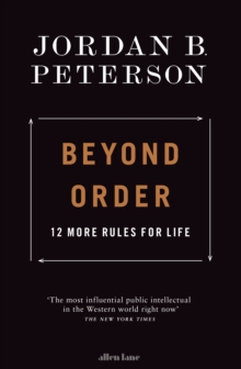 Image for Beyond order  : 12 more rules for life