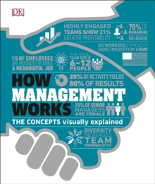 Image for How management works  : the concepts visually explained