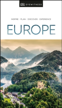 Image for Europe  : inspire, plan, discover, experience