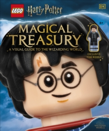 Image for LEGO Harry Potter magical treasury  : a visual guide to the wizarding world