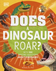 Image for Does a dinosaur roar?